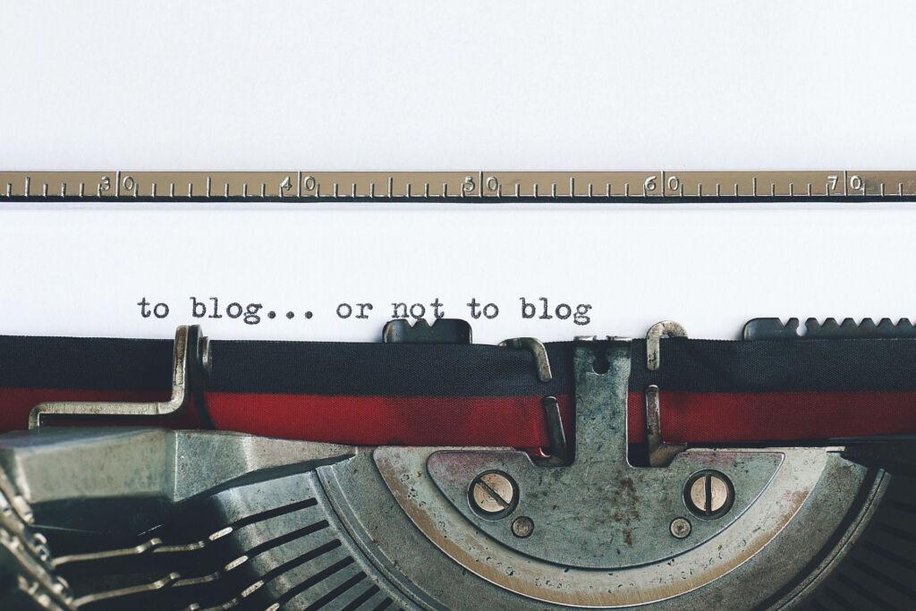 Foto do Blog
